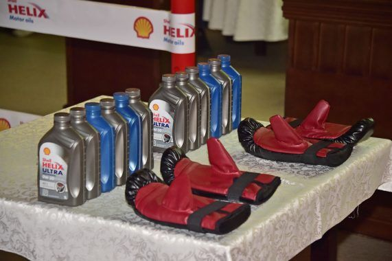 Shell Helix konferencija