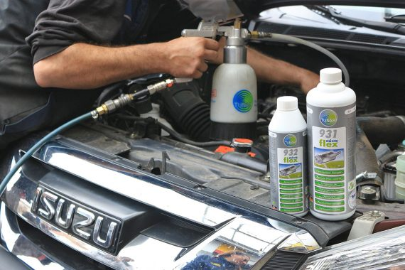 trio servis tunap čišćenje DPF-a